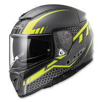 LS2 Breaker Split Full Face Helmet