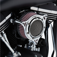 Cobra RPT Air Cleaner Kit Chrome/Chrome