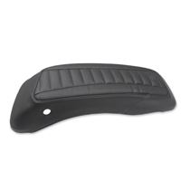Mustang Deluxe Saddlebag Lid Cover