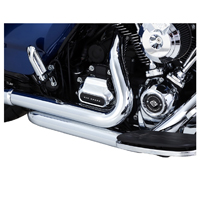 Vance & Hines Dresser Duals Exhaust Chrome