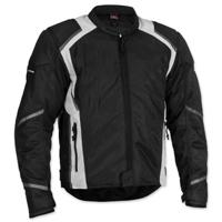 Firstgear Men's Mesh Tex Black Jacket
