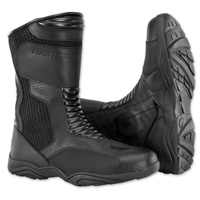 Firstgear Men's Mesh Hi Black Boots