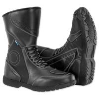 Firstgear Men's Kili Hi Waterproof Black Boots