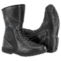 Firstgear Men's Kili Hi Waterproof Black Boots