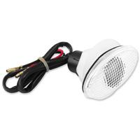 BikeMaster Universal Flush Mount Oval Marker Light Kit