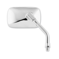 BikeMaster Chrome Universal Mini Mirror