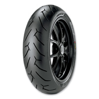 Pirelli Diablo Rosso II 180/60ZR17 Rear Tire