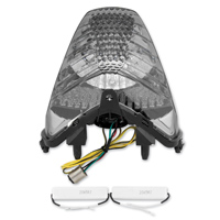 BikeMaster Smoke Integrated Taillights