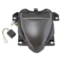 BikeMaster Smoke Sequential Taillight