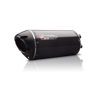 Two Brothers Racing Carbon Fiber M-2 Silver Series Full Exhaust System