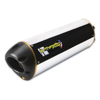 Two Brothers Racing Aluminum M-2 Slip-On Exhaust