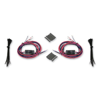 Custom Dynamics Universal Saddlebag Quick Disconnect Wiring