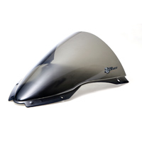 Zero Gravity Light Smoke Corsa Windscreen