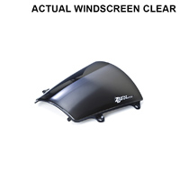 Zero Gravity Clear SR Series Windscreen