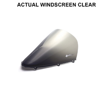 Zero Gravity Clear Sport Touring Windscreen