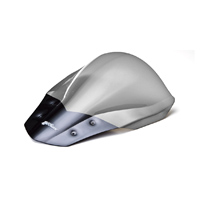 Zero Gravity Light Gray Sport Touring Windscreen