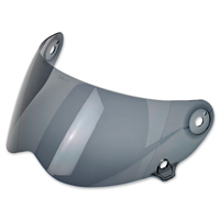 Biltwell Inc. Lane Splitter Smoke Face Shield