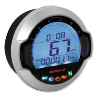 Koso DL-03SR GP Style Speedometer