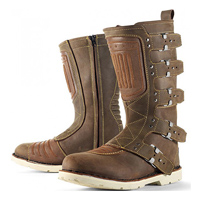 ICON One Thousand Men's Elsinore Oiled Brown Boots