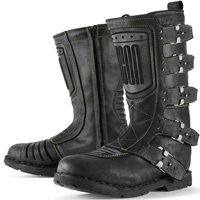 ICON One Thousand Women's Elsinore Black Boots