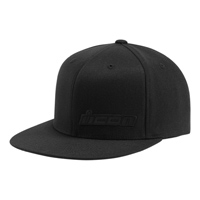 ICON Fused Black Hat
