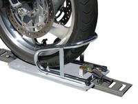 Pingel Series E Track Wheel Chock System