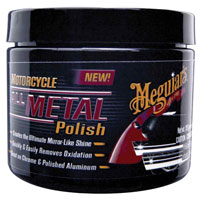 Meguiars All Metal Polish