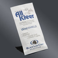 All Kleer Plastic Windshield Cleaner