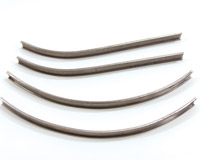Bruce Linsday Company Mount Strips for Gas Tank Emblems