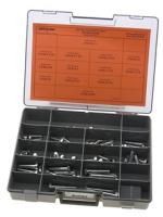 Fine Thread Hex Bolt Assorment Tray