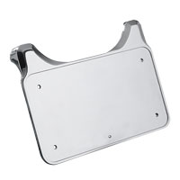 Hotop Designs License Plate Mount