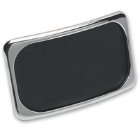 Radius License Plate Mount For Custom Small Radius Fenders