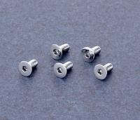Fine Countersunk Sockethead Screws