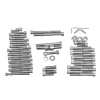 Complete Engine Cover Hardware Kit