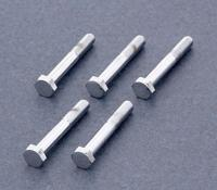 J&P Cycles® 'Grade 5' Hex Head Capscrews