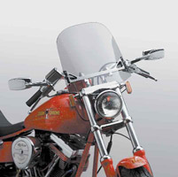 WindVest Windshields for Custom Handlebars