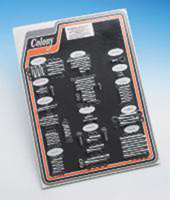 Colony Outer Primary Cover Screw Kit