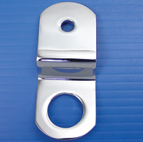 Chrome Horn Bracket