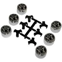 Jack Daniel's Hex Bolt Covers