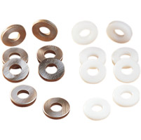 Steel Breather Valve Washer Set