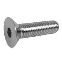 V-Twin Manufacturing Allen Flat Head Bolt