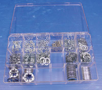 V-Twin Manufacturing Biter Lockwasher Assortment