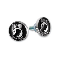 CAT LLC POW License Plate Bolts