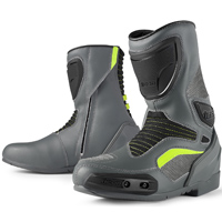ICON Men's Overlord Gray Boots
