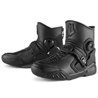 ICON Men's Accelerant Black Boots