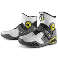 ICON Men's Accelerant White Boots