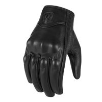 ICON Women's Pursuit Touchscreen Black Gloves