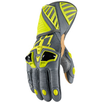 ICON Men's Hypersport Pro Long Hi-Viz Gloves