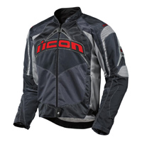 ICON Men's Contra Slate Textile Jacket