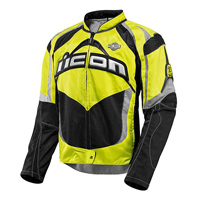 ICON Men's Contra Mil-Spec Yellow Jacket